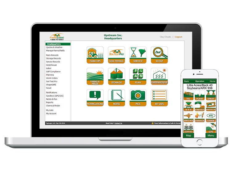 FarmLogic - Farm Management Software